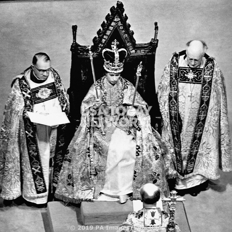 c58b9a240 Featured Lightbox: On this Day: June 2, 1953: The Coronation of Queen  Elizabeth II